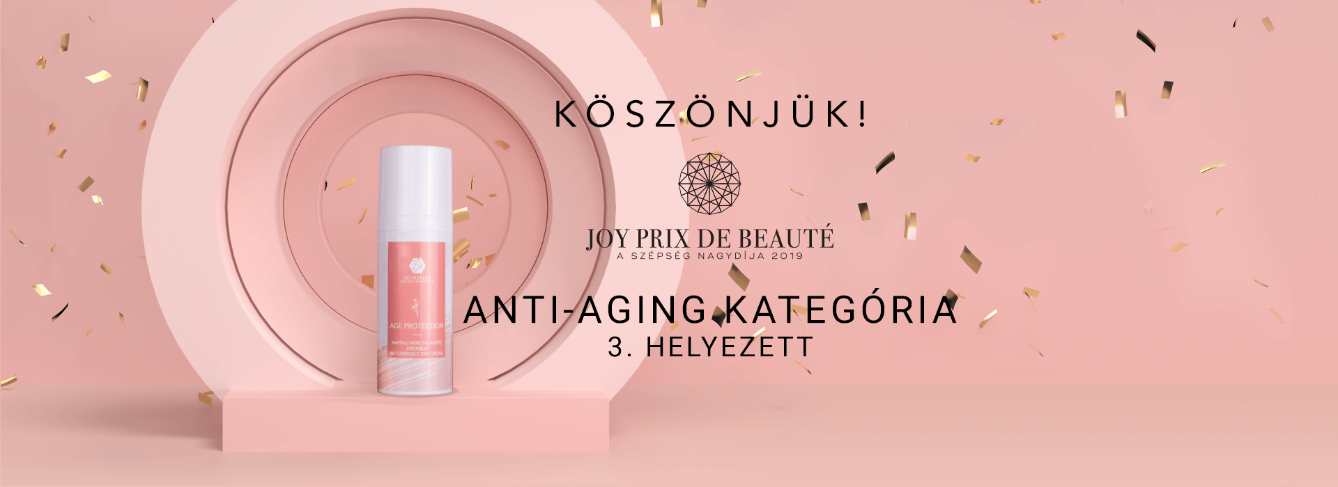 Joy Prix de Beauté